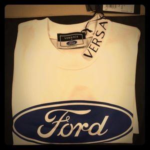 Versace Ford Logo t shirt 🥵